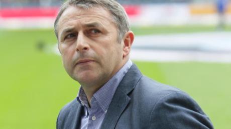 Unter Manager Klaus Allofs herrscht Ruhe beim VfL Wolfsburg.