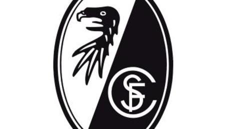 Das Logo des Fußball-Erstligisten SC Freiburg.