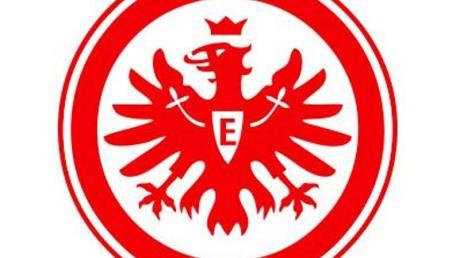 Das Logo des Fußball-Erstligisten Eintracht Frankfurt.