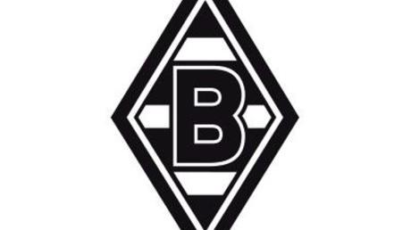 Das Logo des Fußball-Erstligisten Borussia Mönchengladbach.
