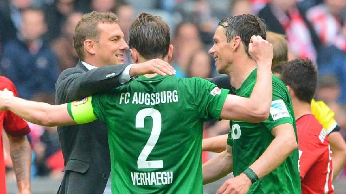 Fc Augsburg Spielplan