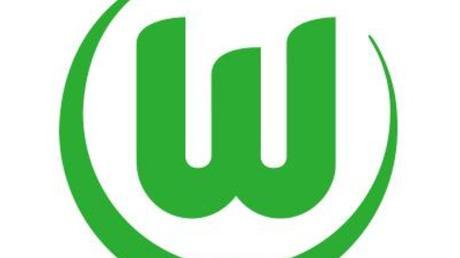 Das Logo des Fußball-Erstligisten VfL Wolfsburg.