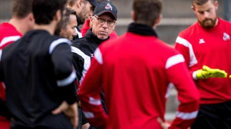 Die Kölner Spieler wollen sich auf die Bundesliga konzentrieren.