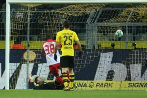 Rückschlag bei Fan-Boykott: BVB nur 1:1 gegen Augsburg
