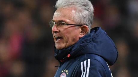 Macht er weiter? Bayern-Trainer Jupp Heynckes.