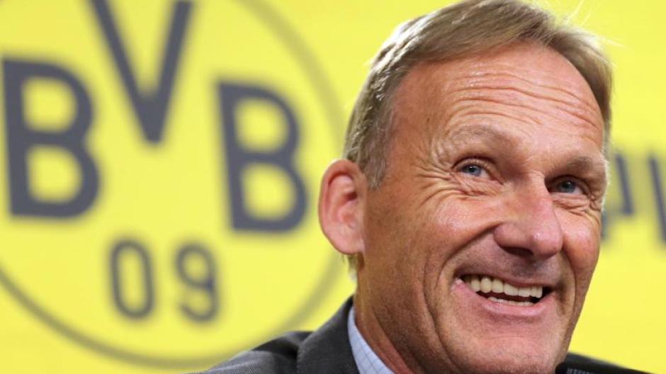 Fußball Brief An Mitarbeiter Bvb Boss Will Klima In Dortmund