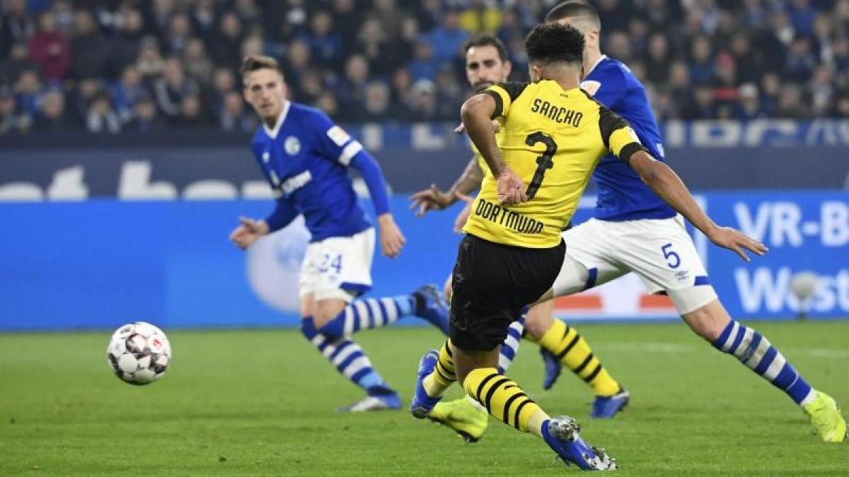 Schalke Dortmund Free Tv