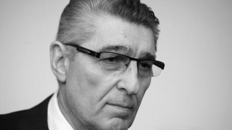 Der ehemalige Schalke-Manager Rudi Assauer wurde am Diensdtag beerdigt.
