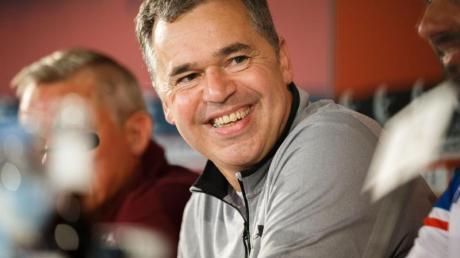 Andreas Rettig erinnert sich gerne an seine Zeit als Manager des FC Augsburg. Auch wenn er in den Anfangsjahren Pionierarbeit leisten musste.