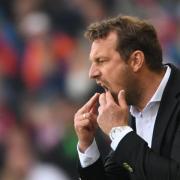 Stuttgarts Trainer Markus Weinzierl erhält vom Sportvorstand eine Jobgarantie. Foto: Marijan Murat