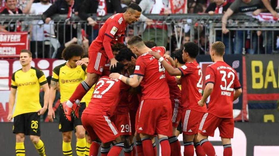 FC Bayern: Bayern München demontiert hilflose Dortmunder