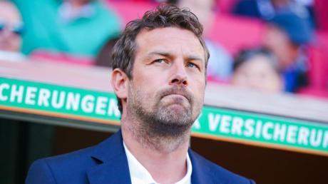 Markus Weinzierl war schon einmal Trainer beim FC Augsburg.