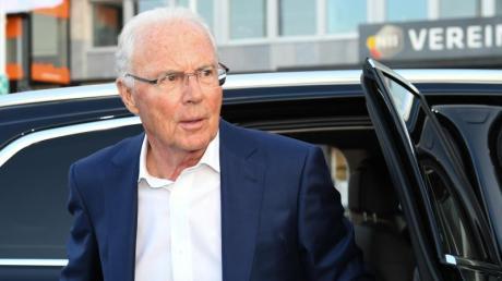Franz Beckenbauer steht wie kaum ein anderer in der Öffentlichkeit. Das hat viele Vorteile, aber bisweilen auch Nachteile.