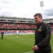 Trainer Dieter Hecking muss Borussia Mönchengladbach verlassen. Foto: Daniel Karmann