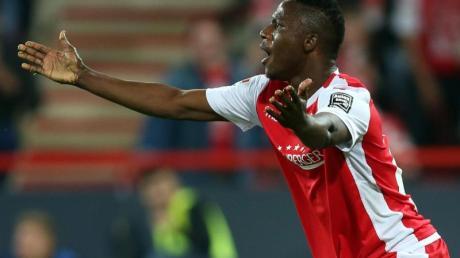 Suleiman Abdullahi war bisher von Eintracht Braunschweig ausgeliehen.