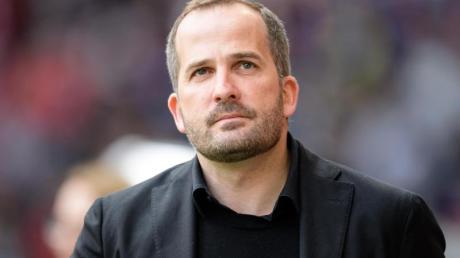 Manuel Baum und der FC Augsburg hatten sich im April getrennt. Foto: Matthias Balk