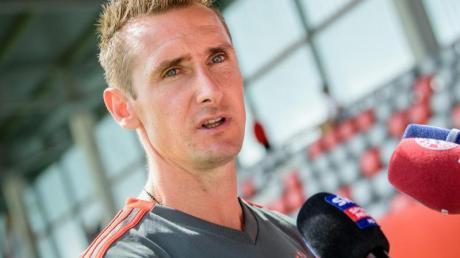 Bleibt Jugendtrainer beim FCBayern München: Miroslav Klose.