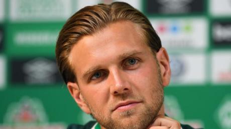 Kehrte zu Werder Bremen zurück: Niclas Füllkrug. Foto: Carmen Jaspersen