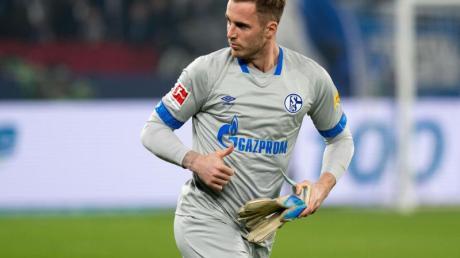 Verlässt Schalke und wechselt nach England: Ralf Fährmann.Foto: Bernd Thissen