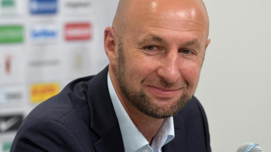 Vereinspräsident Klaus Hofmann kritisiert die Verteilung der Gelder in der Champions League. Foto: Stefan Puchner