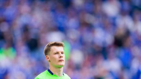 Alexander Nübel erhält von Schalkes Sportvorstand keine Freigabe.