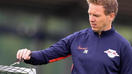 Will die Mannschaftskapitäne wie seine Trainer-Vorgänger wählen lassen: Julian Nagelsmann. Foto:Jan Woitas