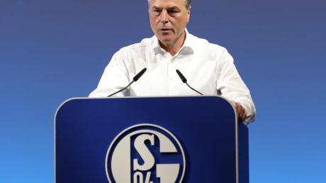 Clemens Tönnies ist der Aufsichtsratsvorsitzende des FC Schalke 04.