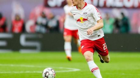 Marcel Halstenberg erzielte einen Treffer für RB Leipzig. Foto: Jan Woitas