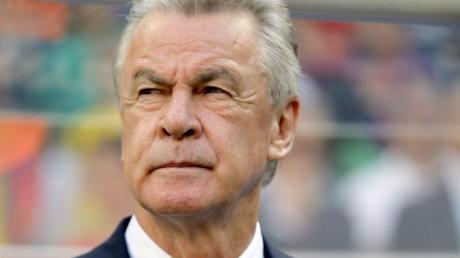 Sieht in der Verpflichtung von Leroy Sané durch die Bayern ein Muss: Ottmar Hitzfeld.
