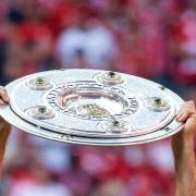Die Jagd auf die Meisterschale wird heute Abend eröffnet: Der FC Bayern empfängt Hertha BSC. Foto: Matthias Balk