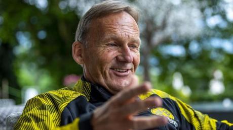 Hans-Joachim Watzke ist der Geschäftsführer von Borussia Dortmund. Foto: David Inderlied