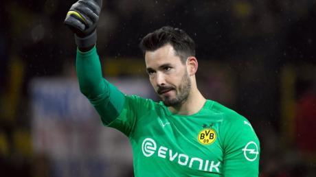 Gibt sein Comeback im BVB-Tor: Roman Bürki.