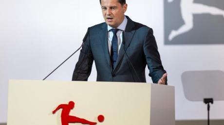 Christian Seifert fordert von den Clubs mehr Bemühen um einen Internationalisierung. Foto: Andreas Gora