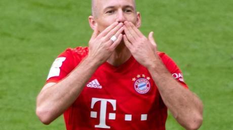 Wechselte 2009 zum FC Bayern: Arjen Robben.
