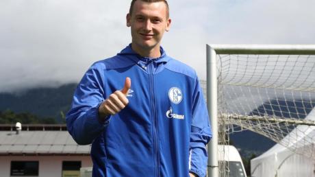 Will die Nummer eins auf Schalke werden: Markus Schubert.