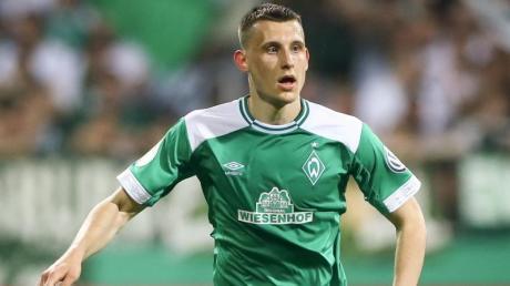 Sieht Werder Bremen in dieser Saison besser aufgestellt:Maximilian Eggestein.
