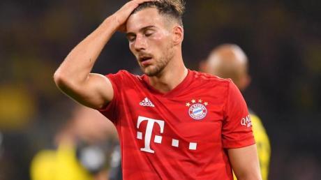 Fehlte bei den Bayern lange wegen einer Oberschenkelverletzung: Leon Goretzka.