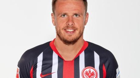 Nicolai Müller verlässt Eintracht Frankfurt. Foto: -/Eintracht Frankfurt/dpa