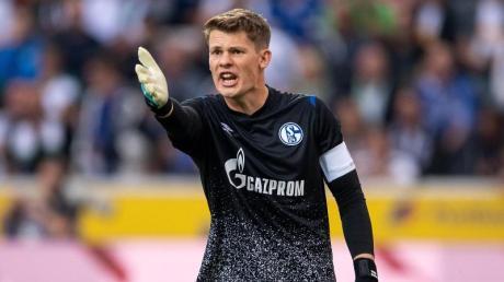 Schalkes Torwart Alexander Nübel stehen viele Optionen offen. Foto: Marius Becker/dpa