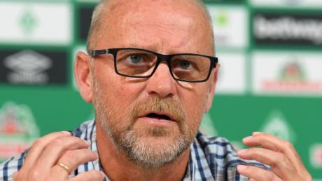 Thomas Schaaf wird Aushilfs-Co-Trainer bei Werders Regionalliga-Mannschaft. Foto: Carmen Jaspersen/dpa