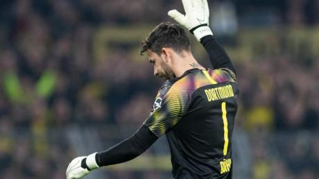 Fehlt dem BVB: Stammtorhüter Roman Bürki.