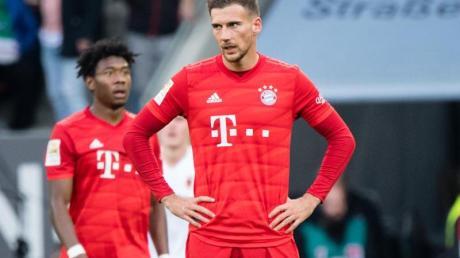 Mann klarer Worte: Bayerns Nationalspieler Leon Goretzka. Foto: Matthias Balk/dpa