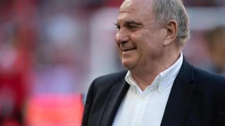 Uli Hoeneß ist der Präsident des FC Bayern München.