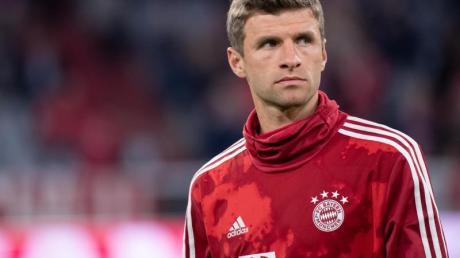 Kommt gegen Frankfurt zu seinem 500. Pflichtspiel im Bayern-Trikot: Thomas Müller.