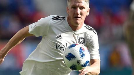 Könnte sich José Mourinho gut als BVB-Coach vorstellen: Bastian Schweinsteiger.
