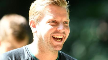 Bremens Trainer Kohfeldt bereitet sich mit seinem Team auf Mallorca auf die Bundesliga-Rückrunde vor.