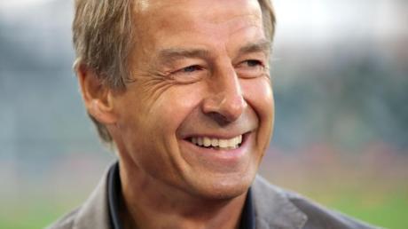 Jürgen Klinsmann erhält einen Aufsichtsratsitz beim Hauptstadt-Club Hertha BSC. Foto: Christian Charisius/dpa