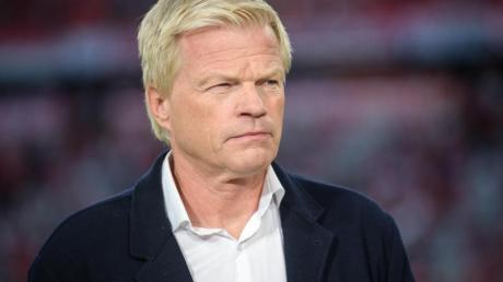 Rät bei der Bayern-Trainersuche zur Ruhe: Oliver Kahn. Foto: Matthias Balk/dpa