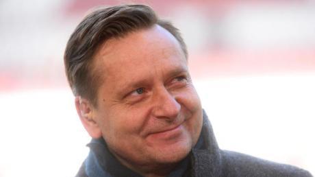 Ist nach einem Medienbericht Kandidat für den Posten des Sportchefs beim FC Köln: Horst Heldt. Foto: Stefan Puchner/dpa