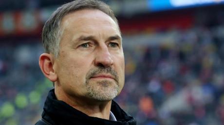Neuer Trainer in Mainz: Achim Beierlorzer. Foto: Roland Weihrauch/dpa